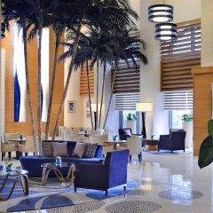 Movenpick Hotel Jumeirah Beach интерьер отеля