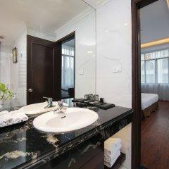 Отель Halais Hotel Вьетнам, Ханой - отзывы, цены и фото номеров - забронировать отель Halais Hotel онлайн ванная фото 2