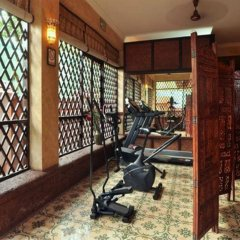 Отель Casa Severina Индия, Гоа - отзывы, цены и фото номеров - забронировать отель Casa Severina онлайн фитнесс-зал