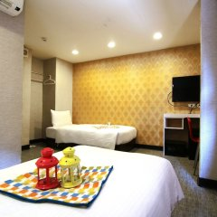 Отель Ximen Taipei DreamHouse в номере