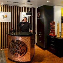 Отель Skwachàys Lodge Канада, Ванкувер - отзывы, цены и фото номеров - забронировать отель Skwachàys Lodge онлайн спа