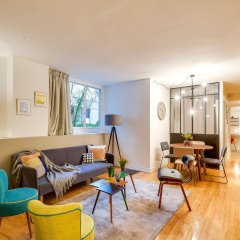 Отель Sweet Inn Apartments Saint Germain Франция, Париж - отзывы, цены и фото номеров - забронировать отель Sweet Inn Apartments Saint Germain онлайн комната для гостей фото 3