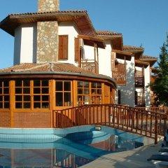 Elze Hotel балкон