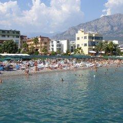 Miranda Moral Beach Hotel пляж