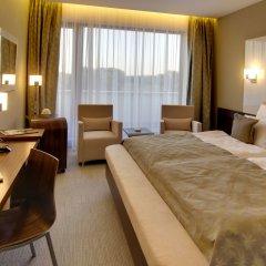 Wellness Hotel Diamant Глубока-над-Влтавой комната для гостей