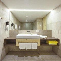Hotel Obermoosburg Силандро ванная