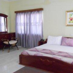 Отель Malbert Inn Guest House Гана, Аккра - отзывы, цены и фото номеров - забронировать отель Malbert Inn Guest House онлайн комната для гостей фото 4