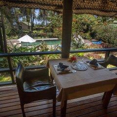 Отель Maravu Taveuni Lodge питание