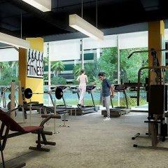 Отель Lily Hometel Imperia Garden фитнесс-зал