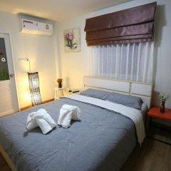 Отель TD Bangkok Таиланд, Бангкок - отзывы, цены и фото номеров - забронировать отель TD Bangkok онлайн комната для гостей фото 4