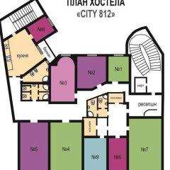 Гостиница City 812 в Санкт-Петербурге отзывы, цены и фото номеров - забронировать гостиницу City 812 онлайн Санкт-Петербург фото 9