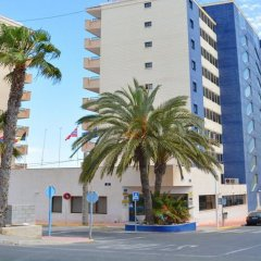 Отель Playas de Torrevieja парковка