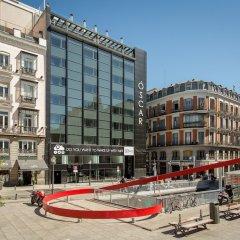 Отель Room Mate Oscar Испания, Мадрид - отзывы, цены и фото номеров - забронировать отель Room Mate Oscar онлайн приотельная территория