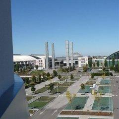 Отель Fiera балкон