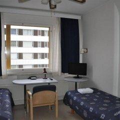 Hotel Pension Kampus Ювяскюля удобства в номере