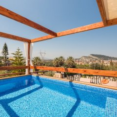Отель El Barco Luxury Suites Греция, Аргасио - отзывы, цены и фото номеров - забронировать отель El Barco Luxury Suites онлайн бассейн