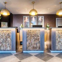 Leonardo Royal Hotel Edinburgh Haymarket интерьер отеля