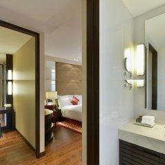 Отель Sathorn Vista, Bangkok - Marriott Executive Apartments Таиланд, Бангкок - отзывы, цены и фото номеров - забронировать отель Sathorn Vista, Bangkok - Marriott Executive Apartments онлайн ванная