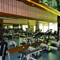 Отель Side Crown Palace - All Inclusive фитнесс-зал фото 2