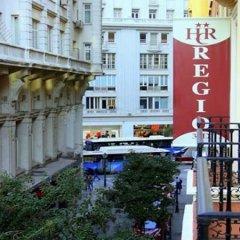 Отель Hostal Regio