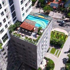 Апартаменты Henry Apartment Luxury Studio балкон