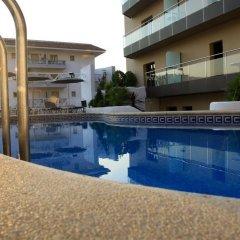 Отель Petit Palau Испания, Бланес - отзывы, цены и фото номеров - забронировать отель Petit Palau онлайн бассейн фото 3