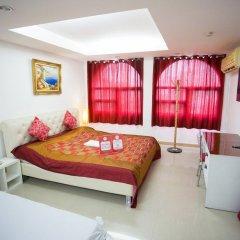 Отель Nida Rooms Suriyawong 703 Business Town Бангкок комната для гостей фото 4
