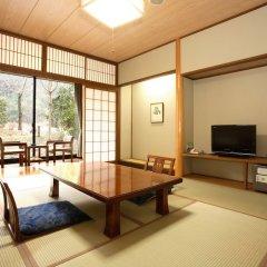 Отель Ryokan Ichinoi Минамиогуни комната для гостей фото 3