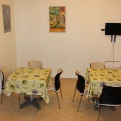 Отель Chez Liviana питание