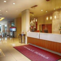 Отель Pinnacle Hotel Harbourfront Канада, Ванкувер - отзывы, цены и фото номеров - забронировать отель Pinnacle Hotel Harbourfront онлайн интерьер отеля фото 3