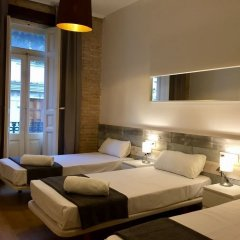 Апартаменты Art Boutique Colon Apartments комната для гостей