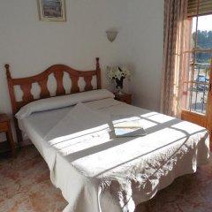 Отель Hostal Rural Montual комната для гостей фото 4