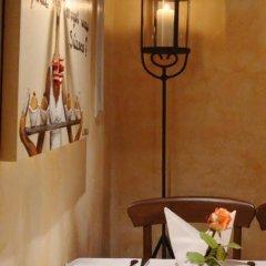 Отель Ristorante e Pensione La Campagnola Германия, Дрезден - отзывы, цены и фото номеров - забронировать отель Ristorante e Pensione La Campagnola онлайн ванная фото 2
