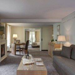 Отель Les Sources Des Alpes комната для гостей фото 2