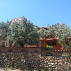 Sirince Klaseas Hotel & Restaurant Торбали фото 7