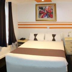 Euro Hotel Clapham комната для гостей