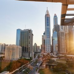 Radisson Blu Hotel, Dubai Media City балкон