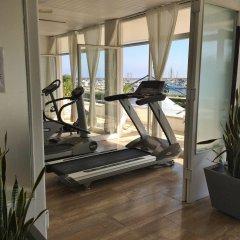 Отель Abitare in Vacanza Синискола фитнесс-зал фото 2