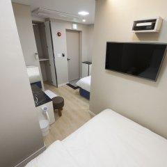 Отель Stay 7 - Hostel (formerly K-Guesthouse Myeongdong 3) Южная Корея, Сеул - 1 отзыв об отеле, цены и фото номеров - забронировать отель Stay 7 - Hostel (formerly K-Guesthouse Myeongdong 3) онлайн комната для гостей фото 5