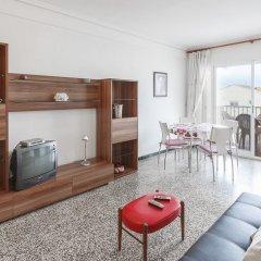 Отель ESTURIÓ Испания, Пляж Мирамар - отзывы, цены и фото номеров - забронировать отель ESTURIÓ онлайн комната для гостей фото 4