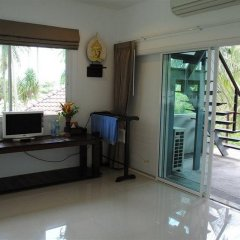 Отель Am Samui Resort сейф в номере