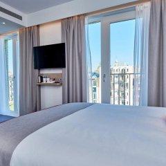 Отель Holiday Inn Express Amsterdam - City Hall Нидерланды, Амстердам - 2 отзыва об отеле, цены и фото номеров - забронировать отель Holiday Inn Express Amsterdam - City Hall онлайн комната для гостей фото 5