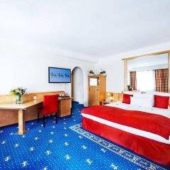 Отель Drei Loewen Hotel Германия, Мюнхен - 14 отзывов об отеле, цены и фото номеров - забронировать отель Drei Loewen Hotel онлайн удобства в номере фото 2
