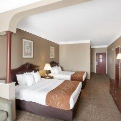 Отель Comfort Suites Plainview комната для гостей фото 3