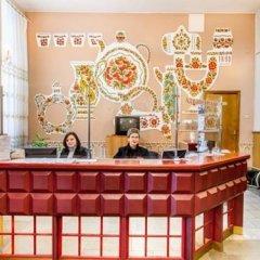 Гостиница Жовтневый интерьер отеля фото 3