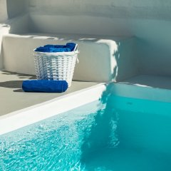 Отель Pantelia Suites бассейн фото 3