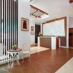 Отель Royal Beach View Suites Паттайя интерьер отеля фото 2