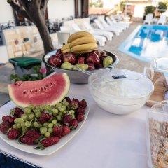 Отель Yianna Hotel Греция, Агистри - отзывы, цены и фото номеров - забронировать отель Yianna Hotel онлайн питание фото 3
