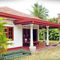 Отель Villa Thotiya балкон