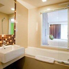 Отель Icheck Inn Residence Sukhumvit 20 Бангкок ванная